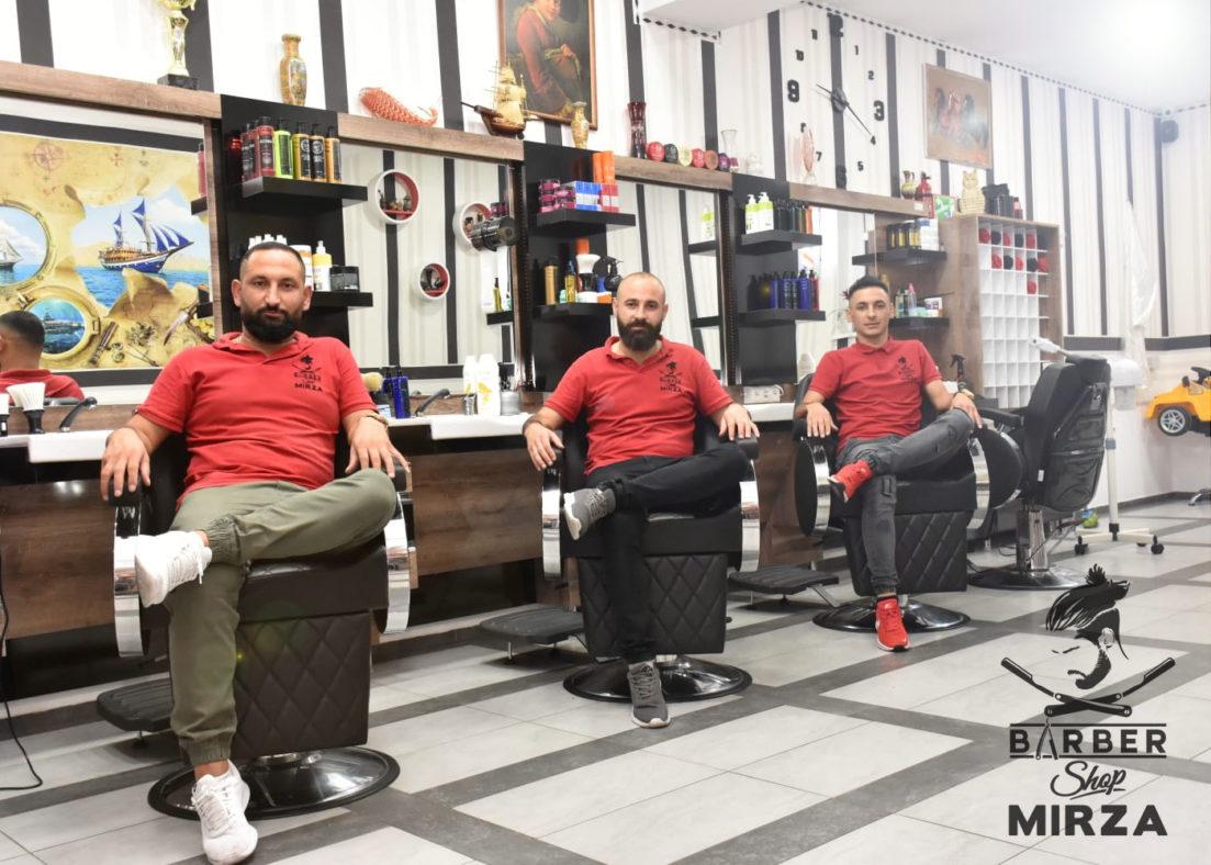Barbershop Mirza Team