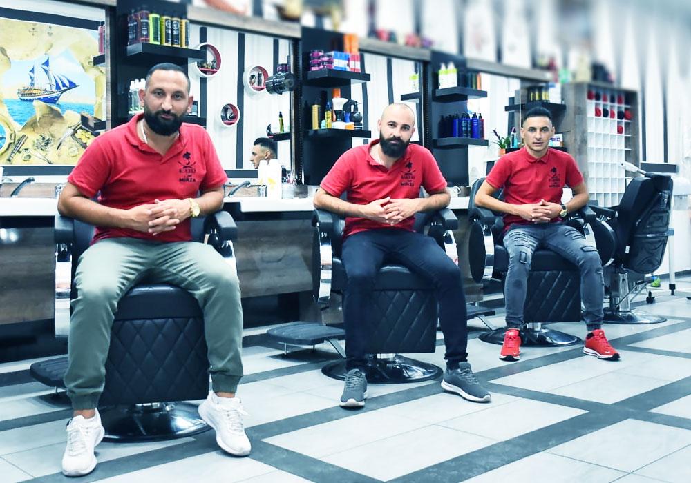 Barbershop Mirza - 1190 Wien TEAM
