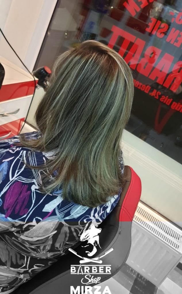 Barbershop Mirza - Damen